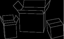Regular Slotted Carton, RSC Carton Vancouver