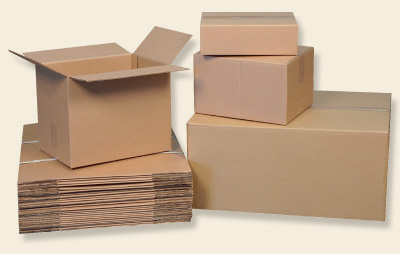 Buy Your Clothing Shipping Cardboard Boxes Locally in Vancouver BC