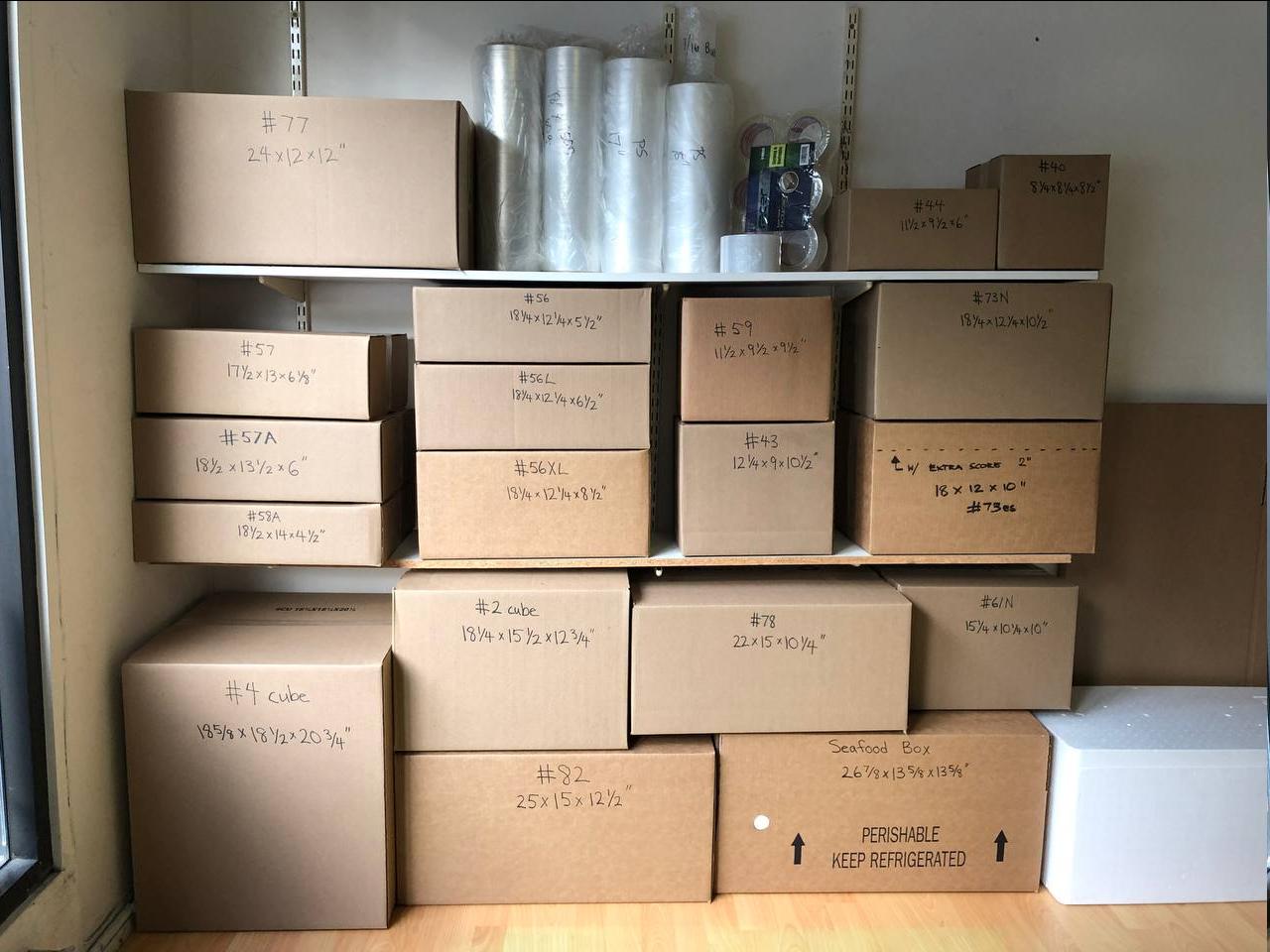 racerboxes custom box sizes